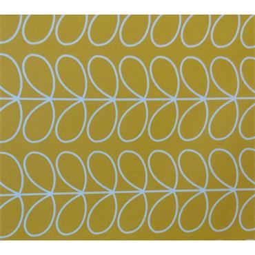 Orla Kiely Yellow Multi Laminated Table Cloth