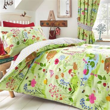 Bluebell Woods Duvet Set by Kids Club - Double Bed