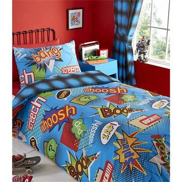 KAPOW Duvet Set by Portfolio - King size