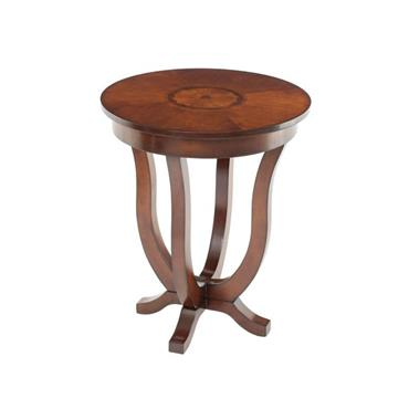 Mindy Browne Round End Table