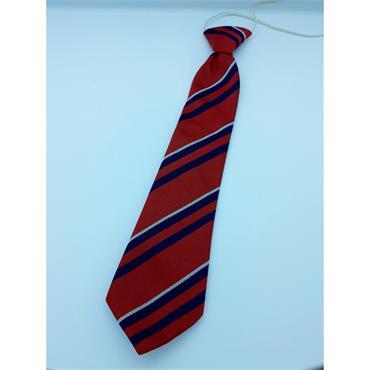 Scoil Eoin Primary School Neck Elastic Tie
