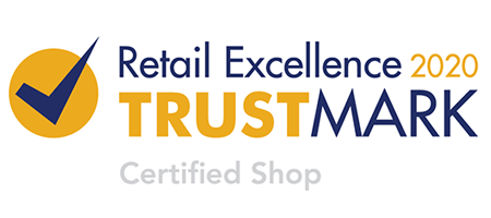 Retail Excellence 2020 Certified Shop Trustmark