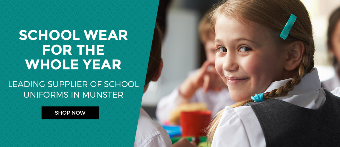 School wear for the Whole Year Shop Now