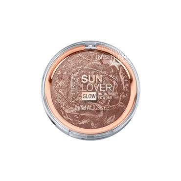 Catrice Sun Lover Glow Bronzing Powder 010 Sun Kissed Bronze