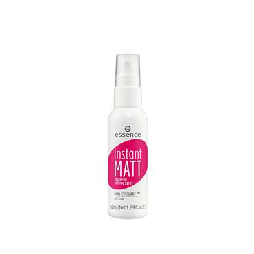 Essence Instant Matt Make Up Setting Spray 50ml
