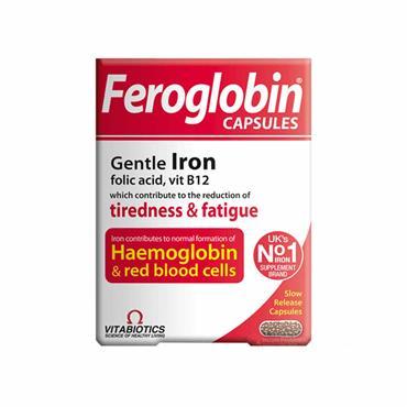 Vitabiotics Feroglobin B12 30 Capsules