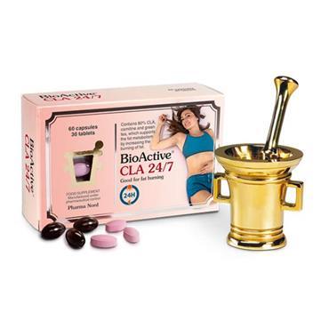 Pharma Nord BioActive CLA 24/7 60 Capsules & 30 Pack