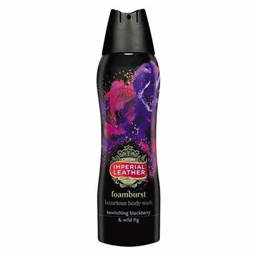 Cussons Imperial Leather Foamburst Bewitching Blackberry & Wild Fig 200ml