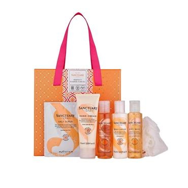 Sanctuary Spa Perfect Pamper Parcel 6 Piece Giftset