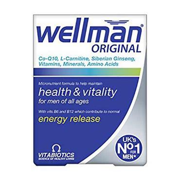 Vitabiotics Wellman Original 30 Tabs