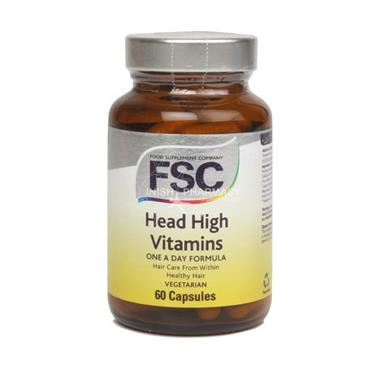 FSC Head High Vitamins One A Day Formula 30 Capsules