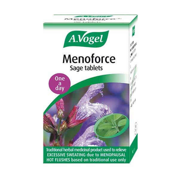 A  Vogel Menoforce Sage Tablets 30 Pack
