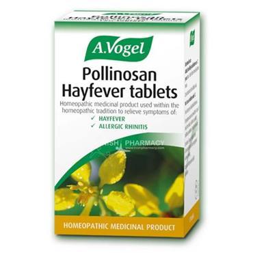 A. Vogel Pollinosan Hayfever Tablets 120 Pack
