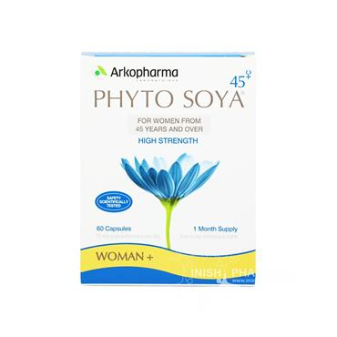Arkopharma Phyto Soya High Strength 60 Pack