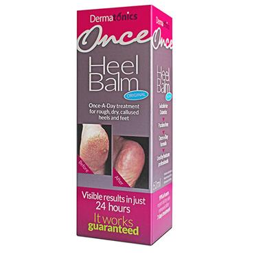 Dermatonics Once Heel Balm 60ml