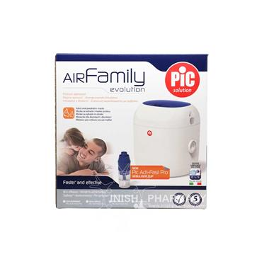 Pic Solution Air Family Nebulizer