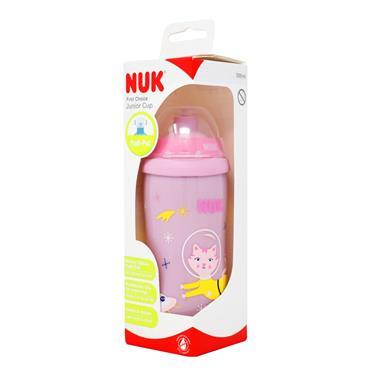 NUK First Choice Junior Cup Pink
