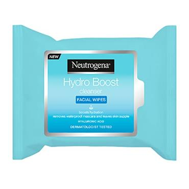Neutrogena Hydro Boost Cleanser Facial Wipes