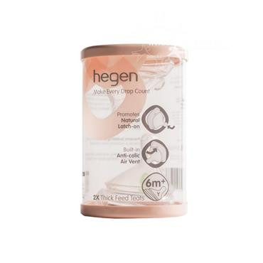 Hegen Teat Thick Feed 2 Pack