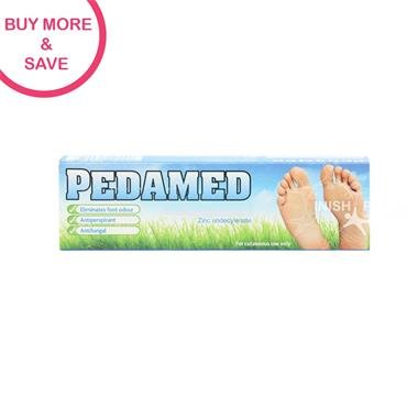 Pedamed Zinc Undecylenate Foot Cream 30g