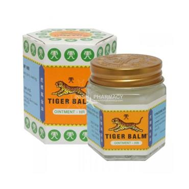 Tiger Balm White Ointment Muscle Rub 19g
