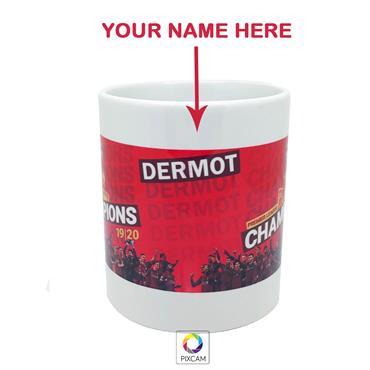Liverpool Champions Mug
