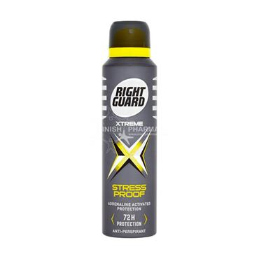 Right Guard Xtreme Men Stress Proof AP 150ml