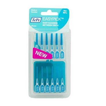 TePe EasyPick Turquoise Size Medium - Large