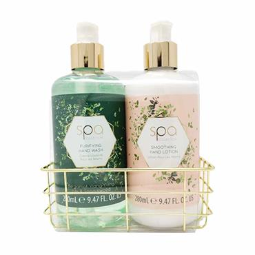 Spa Botanique Luxury Handcare Set