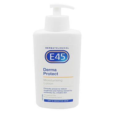E45 Moisturising Lotion Pump 500ml