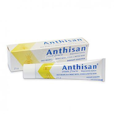 Anthisan Cream 25g