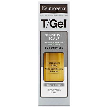 Neutrogena T Gel Anti-Dandruff Shampoo Sensitive Scalp 125ml