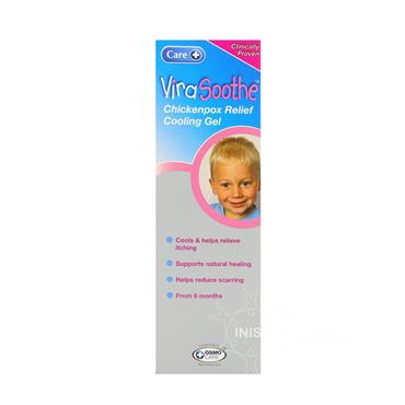 Virasoothe Chickenpox Relief Cooling Gel 75g