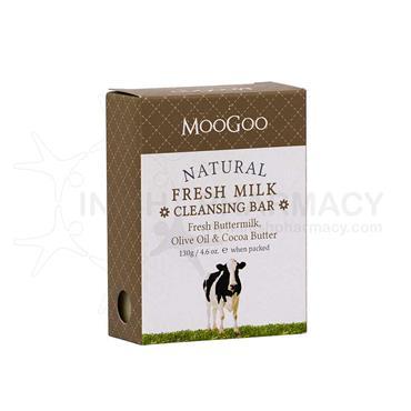 MooGoo Olive Oil & Cocoa Buttermilk Soap Bar 120g