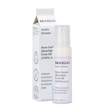 MooGoo Rosehip Oil 100% Certified Organic 25ml