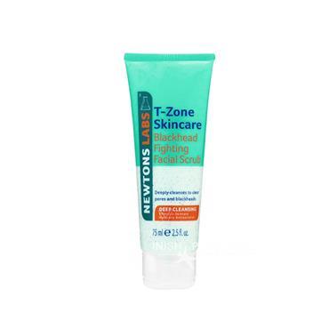 T-Zone Blackhead Fighting Facial Scrub 75ml