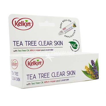 Kelkin Tea Tree Clear Skin (Spot Zapper) 10ml