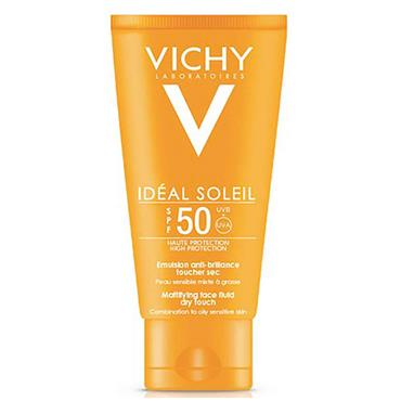 Vichy Ideal Soleil Dry Touch Face Fluid SPF50 50ml
