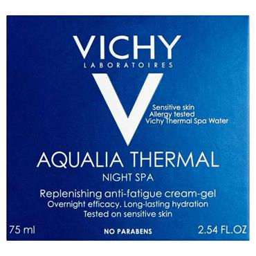 Vichy Aqualia Thermal Night Spa Cream-Gel 75ml
