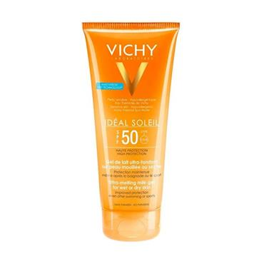 Vichy Ideal Soleil Ultra Melting Milk Gel SPF50 200ml