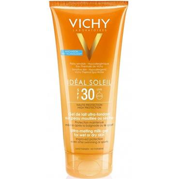 Vichy Ideal Soleil Ultra Melting Milk Gel SPF30 200ml