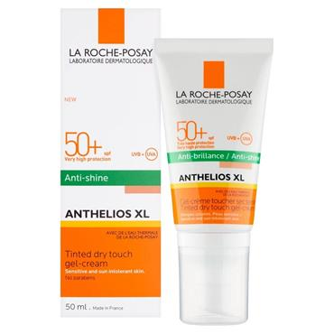 La Roche Posay Anthelios XL Anti-Shine Tinted Gel-Cream SPF50+ 50ml