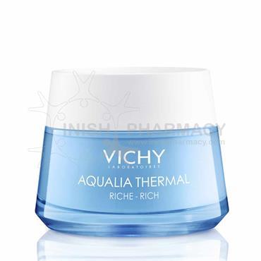 Vichy Aqualia Thermal Riche Cream Pot 50ml