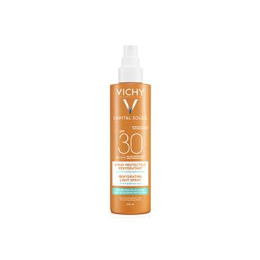 Vichy Capital Soleil Rehydrating Light Spray SPF30 200ml