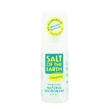 Salt of the Earth Unscented Natural Deodorant  100ml