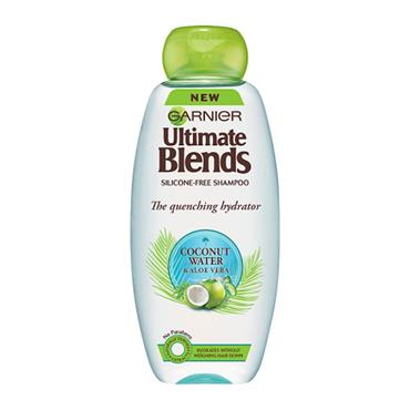 Garnier Ultimate Blends Coconut Water & Aloe Vera Shampoo 360ml