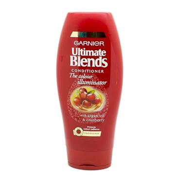 Garnier Ultimate Blends Conditioner Coloured Hair 360ml