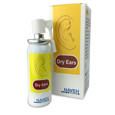 Naveh Dry Ears Jet Spray 30ml