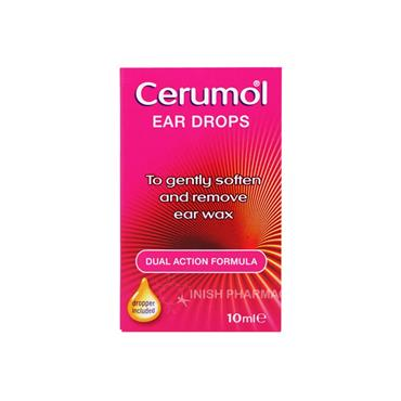 Cerumol Ear Drops Solution 10ml