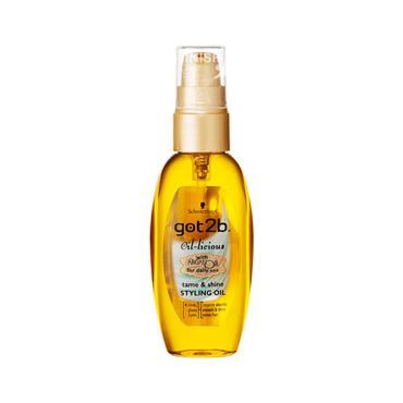 Schwarzkopf Got2b Oil-Licious Tame & Shine Styling Oil 50ml